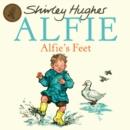 Image for Alfie's feet