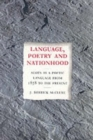 Image for Language, poetry and nationhood  : Scots as a poetic language from 1878 to 1995
