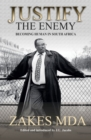Image for Justify the enemy