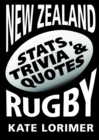Image for New Zealand rugby  : stats, trivia & quotes