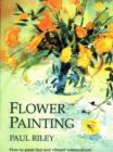 Image for Flower Painting : How to Paint Free and Vibrant Watercolours