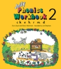 Image for Jolly Phonics Workbook 2 : in Precursive Letters (British English edition)