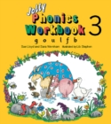 Image for Jolly Phonics Workbook 3 : in Precursive Letters (British English edition)