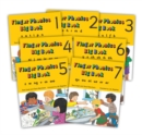 Image for Finger Phonics Big Books 1-7 : in Precursive Letters (British English edition)