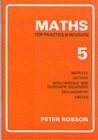 Image for Maths for Practice and Revision : Bk. 5