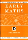 Image for Maths for Practice and Revision : Bk. D : Early Maths