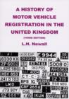 Image for A History of Motor Vehicle Registration in the United Kingdom
