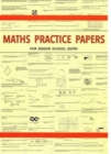 Image for Maths Practice Papers for Senior School Entry
