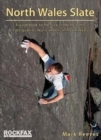 Image for North Wales slate  : a guidebook to the rock climbing in the slate quarries near Llanberis in North Wales
