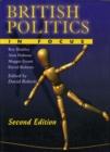 Image for British politics in focus
