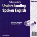 Image for Understanding spoken EnglishBook 1 : Pt.1