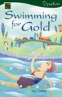 Image for Swimming for gold