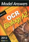 Image for Model Answers OCR Biology A2 Student Workbook