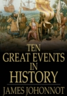 Image for Ten Great Events in History