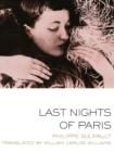 Image for Last nights of Paris