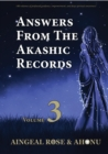 Image for Answers From The Akashic Records Vol 3: Practical Spirituality for a Changing World