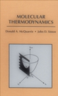 Image for Molecular thermodynamics