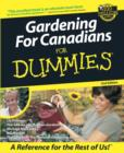 Image for Gardening For Canadians For Dummies