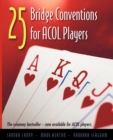 Image for 25 bridge conventions for ACOL players