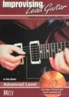 Image for Improvising lead guitar: Advanced level