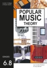 Image for Popular music theory: Advanced level, grades six to eight