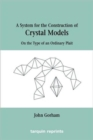 Image for Crystal Models On the Type of an Ordinary Plait