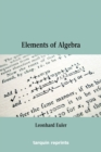Image for Euler's Elements of Algebra