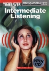 Image for Intermediate Listening with Double CD