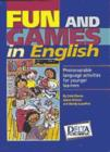 Image for Fun And Games In English Book + CD