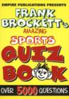 Image for Amazing sports quiz book  : over 5000 questions