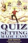Image for Quiz Setting Made Easy