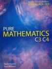 Image for Pure mathemtics C3 C4