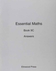 Image for Essential Maths Book 9C Answers