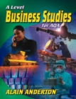 Image for AS Level Business Studies for AQA