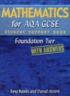 Image for Mathematics for AQA GCSE : Foundation Tier (with Answers) : Student Support Book