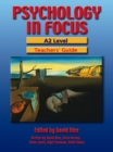 Image for Psychology in focus: A2 level