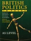 Image for British politics in focus  : AS level