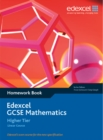Image for Edexcel GCSE Maths: Linear Higher Homework book
