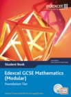 Image for Edexcel GCSE Maths 2006: Modular Foundation Student Book and Active Book