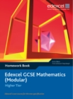 Image for Edexcel GCSE mathematics (modular)Higher tier,: Homework book
