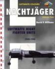 Image for NachtjèagerVol. 2: Luftwaffe night fighter units 1939-1945