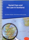 Image for Social Care and the Law in Scotland