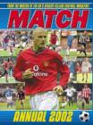 Image for The Match football annual 2002