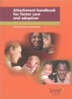 Image for Attachment handbook for foster care and adoption