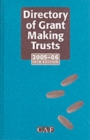 Image for Directory of grant making trusts, 2005-06