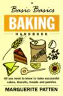 Image for The basic basics baking