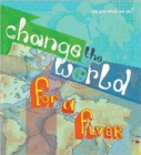 Image for Change the world for a fiver