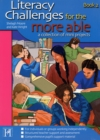 Image for Literacy Challenges for the More Able : A Collection of Mini Projects : Bk. 2