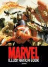 Image for Marvel illustration book