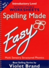 Image for Spelling Made Easy : Introductory Level Photocopiable Worksheets